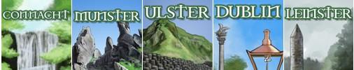 Les souvenirs irlandais