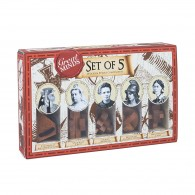 Coffret 5 casse-têtes - Women's Great Minds