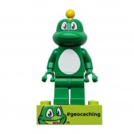 Figurine Lego Trackable - Signal The Frog