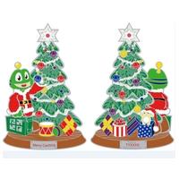 Christmas with Signal Geocoin