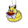 Official Deadly Duck Trackable Tag - Gluttony (La gourmandise)