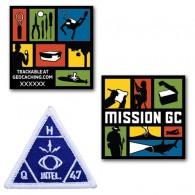 Mission GC Geocoin + Patch offert