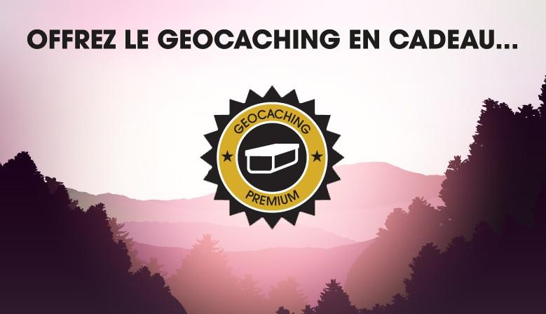 Offrez le Geocaching en cadeau