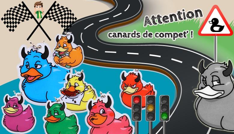 HQ Duck Dash : entrez dans la course !