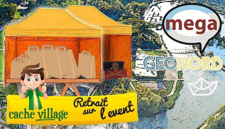 Choisissez la livraison gratuite le 16 Juillet sur le Mega GeoNord 2016