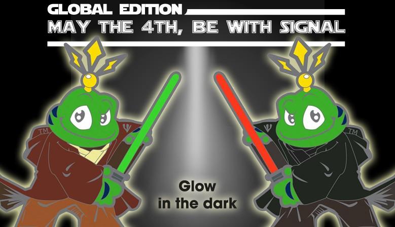 Que la Force soit avec... Signal !
