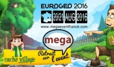 Choisissez la livraison gratuite le 20 août sur le Mega EUROGEO 2016