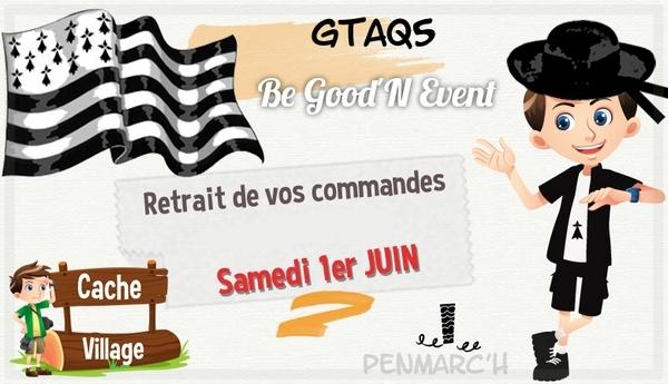 GTAQ Saison 5 dans le Finistère, on y sera !