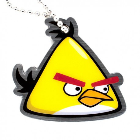 "Travel ""Angry Birds"" - Yellow Bird"