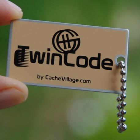 TwinCode - Tag de remplacement pour traçables