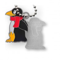 Travel Tag Pingouin