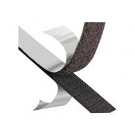 Bande Velcro Adhésive 50cm - Noir
