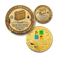 Geo Achievement® 4000 Finds + Pin's + Ecrin