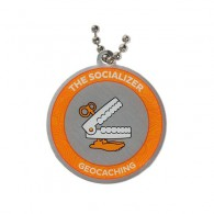 7SofA Travel Tag - The Socializer