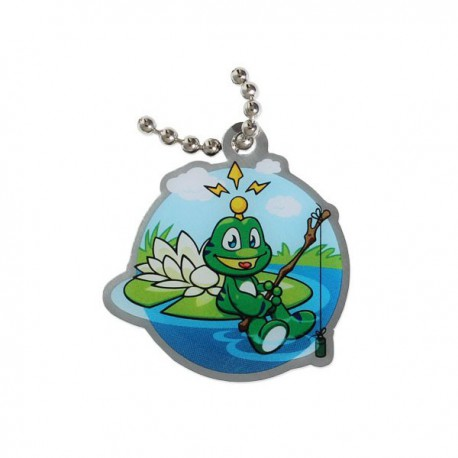 Travel Tag Fishing with Signal the Frog®