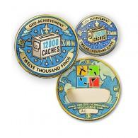 Geo Achievement® 12000 Finds + Pin's + Ecrin