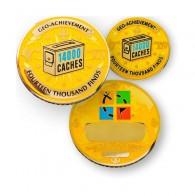 Geo Achievement® 14000 Finds + Pin's + Ecrin