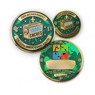 Geo Achievement® 15000 Finds + Pin's + Ecrin
