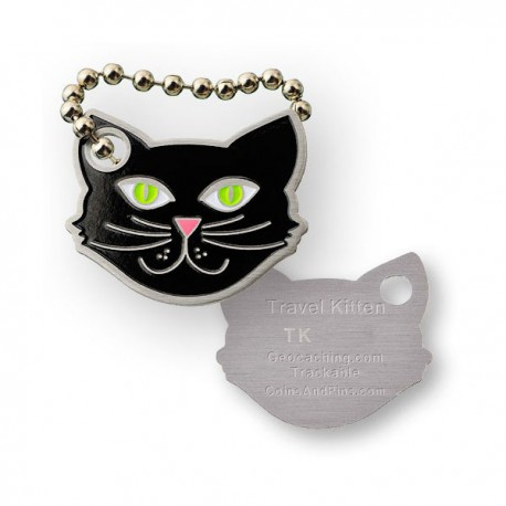 Travel Tag Chat Noir