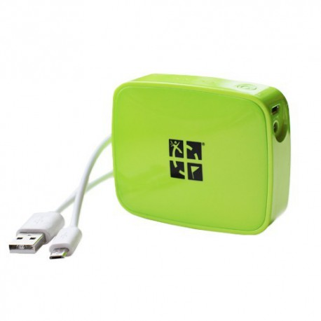 Geo-BOD Portable Charger Trackable