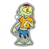 "Travel Tag ""Ziggy le Zombie"""