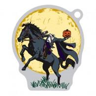 Travel Tag Halloween - Cavalier sans tête