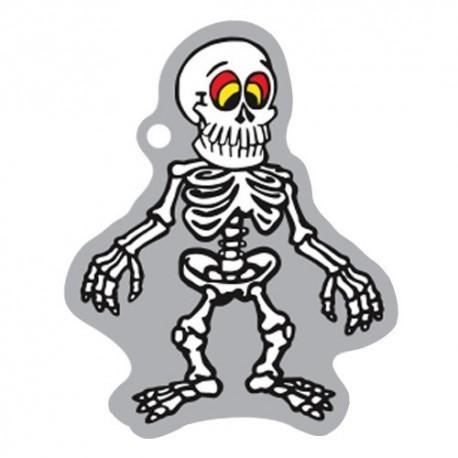 travel tag halloween squelette - Squelette Halloween