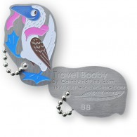 Travel Tag Booby