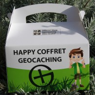 Happy Coffret Geocaching - Platine