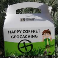 Happy Coffret Geocaching - Or