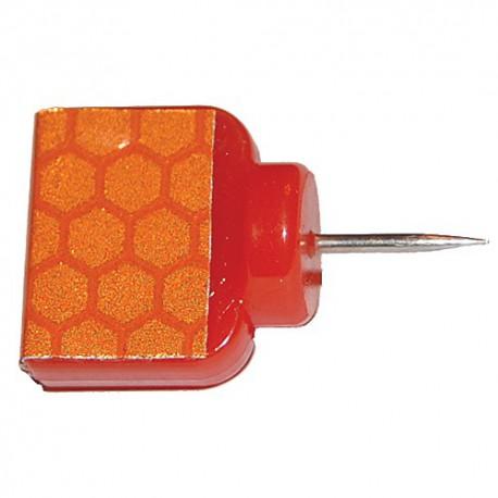 Reflective Wing Tacks Orange - 25