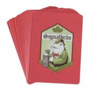 Jeu de cartes - Signalbräu