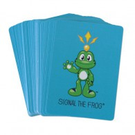 Jeu de cartes - Signal the Frog®