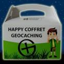 Happy Coffret Geocaching - Caches de nuit/UV