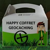 Happy Coffret Geocaching - Caches spéciales