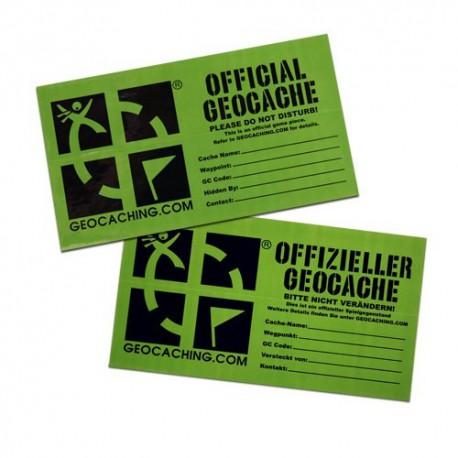 Moyen Sticker Groundspeak