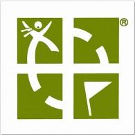 Grand Sticker Logo Groundspeak - Vert