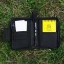 Kit Organiseur Noir + Carnet + Stylo