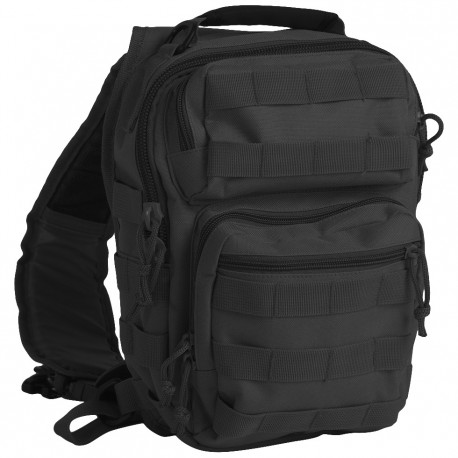 Sac à dos Assault Pack One Strap - Noir