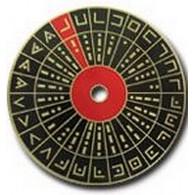 Disque Additionnel pour Gousset Décodeur - Pigpen et Morse
