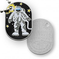 Travel Tag Astronaute
