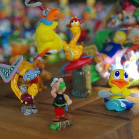 Lot de 20 figurines
