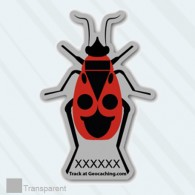 FireBug Traveller - Sticker repositionnable - Small