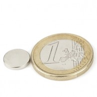 Magnets Disque 10mm - Lot de 10