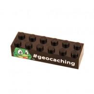 Signal the Frog® Trackable LEGO® Brick- Noir