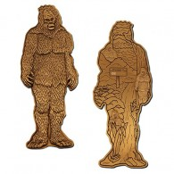 Mega Bigfoot Geocoin XXL
