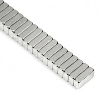 Magnets Rectangle 10x5x3mm - Lot de 10