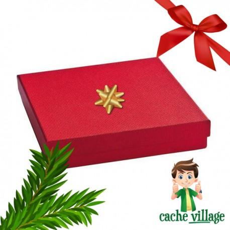 """Coffret Cadeau """"Ecarlate"""""""