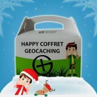 Happy Coffret Geocaching - Spécial Noël