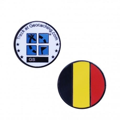 Micro Géocoin Belgique